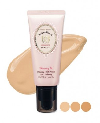 BB-крем минеральный ETUDE HOUSE Precious mineral BB-cream blooming fit SPF 30 W13