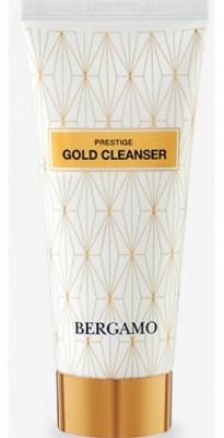 Пенка очищающая с золотом BERGAMO Prestige gold cleanser 120 мл: фото