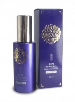 Сыворотка укрепляющая для блеска волос AROMANEWTECH Cheng jie hair essence 100мл: фото