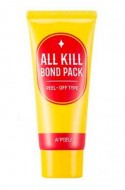 Маска-пленка очищающая A'PIEU All kill bond pack 60 мл: фото