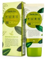 ВВ-крем антивозрастной с семенами зеленого чая FARMSTAY Green tea seed pure anti-wrinkle BB-cream 40 г: фото