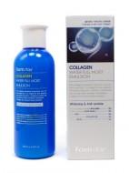Эмульсия увлажняющая с коллогеном FARMSTAY Collagen water full moist emulsion 200 мл: фото