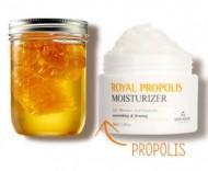 Увлажняющий крем с прополисом THE SKIN HOUSE Royal propolis moisturizer 50 мл: фото