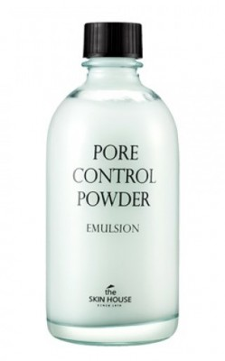 Эмульсия «Пор контрол» THE SKIN HOUSE Pore control powder emulsion 130 мл: фото