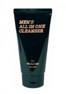 Мужская увлажняющая пенка-скраб для умывания и бритья VILLAGE 11 FACTORY Men's All In One Cleanser: фото