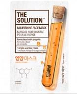 Питательная маска для лица THE FACE SHOP The Solution Nourishing Face Mask: фото