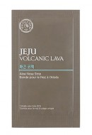 Очищающие патчи для носа THE FACE SHOP Jeju Volcanic Lava Pore Clear Nose Strip: фото