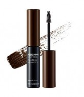 Тушь для бровей THE FACE SHOP Designing Browcara №05 Dark Brown: фото
