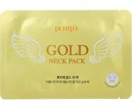 Гидрогелевые патчи для шеи PETITFEE Gold neck patch 10г: фото