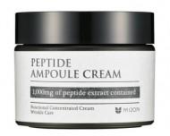 Пептидный крем для лица MIZON Peptide Ampoule Cream: фото