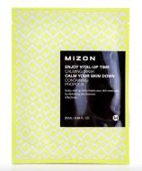 Успокаивающая тканевая маска для лица MIZON Enjoy Vital Up Time Calming Mask: фото