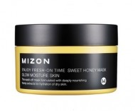 Медовая маска для сухой кожи MIZON Enjoy Fresh On-Time Sweet Honey Mask: фото