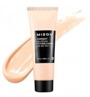 Корректирующий ВВ-крем с антивозрастным и увлажняющим эффектом MIZON Correct BB-Cream Fitting Cover SPF 50+ PA+++: фото