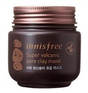 Интенсивная очищающая маска с вулканической глиной INNISFREE Super Volcanic Pore Clay Mask: фото