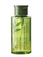 Очищающая вода с экстрактом зеленого чая INNISFREE Green Tea Cleansing Water: фото