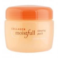 Увлажняющая ночная маска ETUDE HOUSE Moistfull Collagen Sleeping Pack: фото