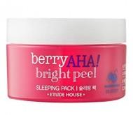 ETUDE HOUSE Ночная маска с АНА-кислотами ETUDE HOUSE Berry AHA Bright Peel Sleeping Pack: фото