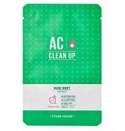 Очищающая маска для проблемной кожи ETUDE HOUSE AC Clean Up Mask Sheet: фото