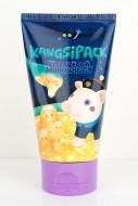 Очищающая маска с золотым порошком ELIZAVECCA Milky Piggy Kangsipack: фото