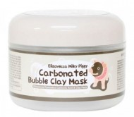 Пузырьковая глиняная маска ELIZAVECCA Milky Piggy Carbonated Bubble Clay Mask: фото