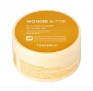 Крем для лица и тела TONY MOLY Wonder butter nutrition cream 300 мл: фото