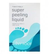 Пилинг для ног TONY MOLY Shiny foot super peeling liquid 25 мл*2: фото