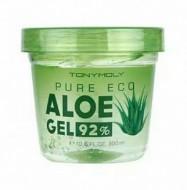 Гель для лица и тела TONY MOLY Pure eco aloe gel 300 мл: фото