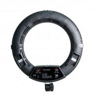 Кольцевая светодиодная лампа Yidoblo FS-480 LL черная: фото