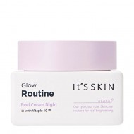 Крем для лица It's Skin Glow Routine Peel Cream Night смягчающий, 50 мл: фото