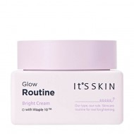 Крем для лица It's Skin Glow Routine Bright Cream выравнивающий тон, 50 мл: фото