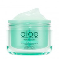Крем увлажняющий Holika Holika Aloe Soothing Essence 80% Moisturizing Cream 100мл: фото