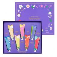 Набор питательных кремов для рук Holika Holika Perfumed Hand Cream Limited Gift Edition цветочный, 30 мл*7шт: фото