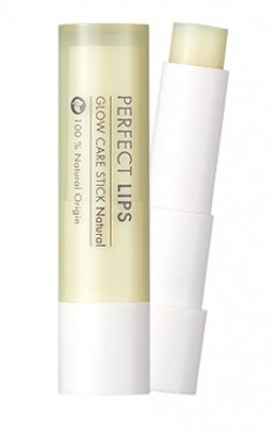Сияющий бальзам для губ TONY MOLY Perfect lips glow care stick 01 Natural Moisture