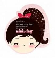 Маска-пакет для волос TONY MOLY Mini bling pocket hair pack 8 гр.: фото
