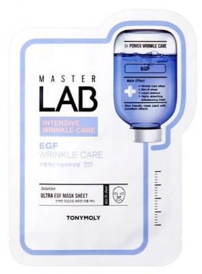 Тканевая маска с эпидермальным фактором роста TONY MOLY Master Lab EGF mask sheet 19 г: фото