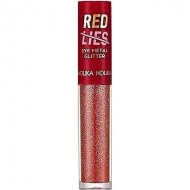 Тени для век глиттерные кремовые Holika Holika Holiday Eye Metal Glitter Алые Ruby twister 07 3.5 г: фото