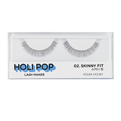 Накладные ресницы Holika Holika HOLI POP LASH MAKER 02 SKINNY FIT