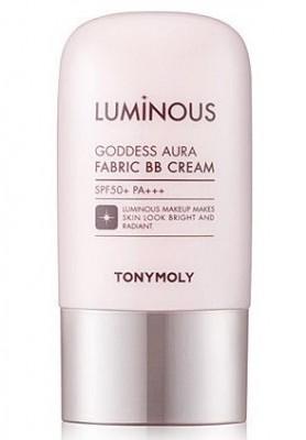 ВВ-крем TONY MOLY Luminous goddess aura fabric 01