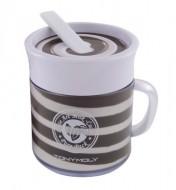 Кофейная маска для сужения пор TONY MOLY Latte art milk cacao pore pack: фото