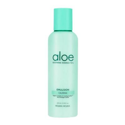 Эмульсия увлажняющая Holika Holika Aloe Soothing Essence 90% Emulsion 200мл: фото