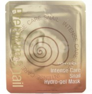 Гидрогелевая маска для лица TONY MOLY Intense care live snail gel mask 25 гр: фото