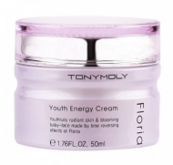 Крем для лица TONY MOLY Floria youth energy cream 50 мл: фото