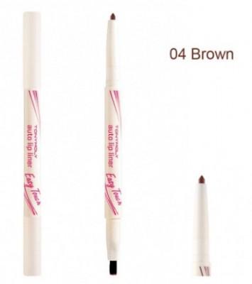 Карандаш для губ TONY MOLY Easy Touch auto lip liner 04 Brown