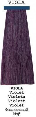 Крем-краска ELGON MODA&STYLING VIOLA Violet - Фиолетовый, 125мл: фото