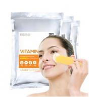 Альгинатная маска LINDSAY Premium vitamin modeling mask pack (zipper) 1 кг: фото