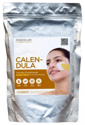 Альгинатная маска с календулой LINDSAY Premium calendula modeling mask pack zipper 1 кг: фото