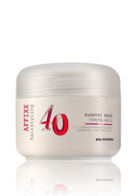Крем блестящий ELGON AFFIXX Elastic Paste, 100 мл: фото