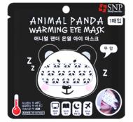 Согревающая маска для кожи вокруг глаз SNP Animal panda warming eye mask: фото