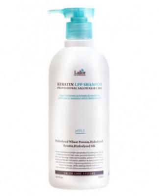 Шампунь для волос с аминокислотами LA'DOR Keratin LPP shampoo 530 мл La'dor