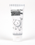 Осветляющая увлажняющая эмульсия ELIZAVECCA Milky piggy moisture whitening emulsion 100 мл: фото